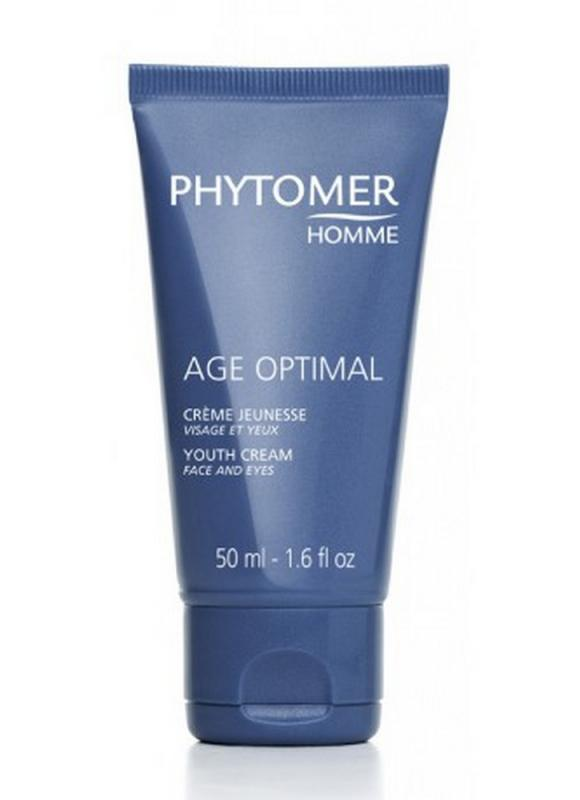 PHYTOMER Омолаживающий крем для лица и глаз Age Optimal Youth Cream Face And Eyes 50 мл