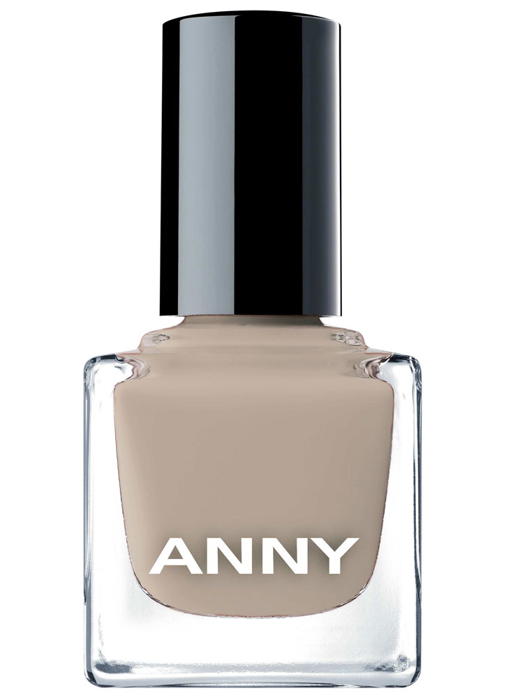 Лак для ногтей Бежево-серый ANNY Shades фото