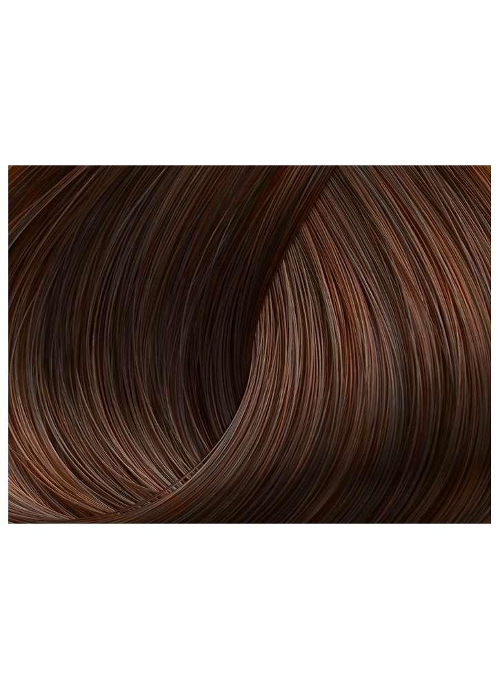 Стойкая крем-краска для волос 7.77 -Глубокий кофейный LORVENN Beauty Color Professional тон 7.77 Глубокий кофейный фото