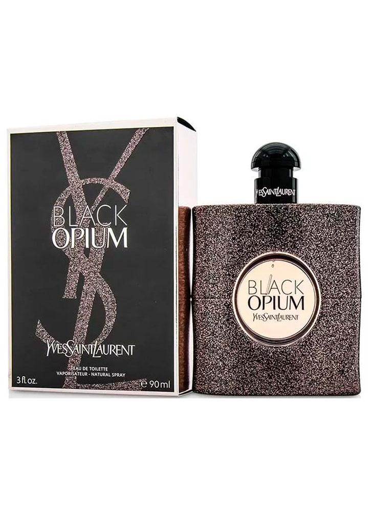 YVES SAINT LAURENT Туалетная вода Black Opium жен.