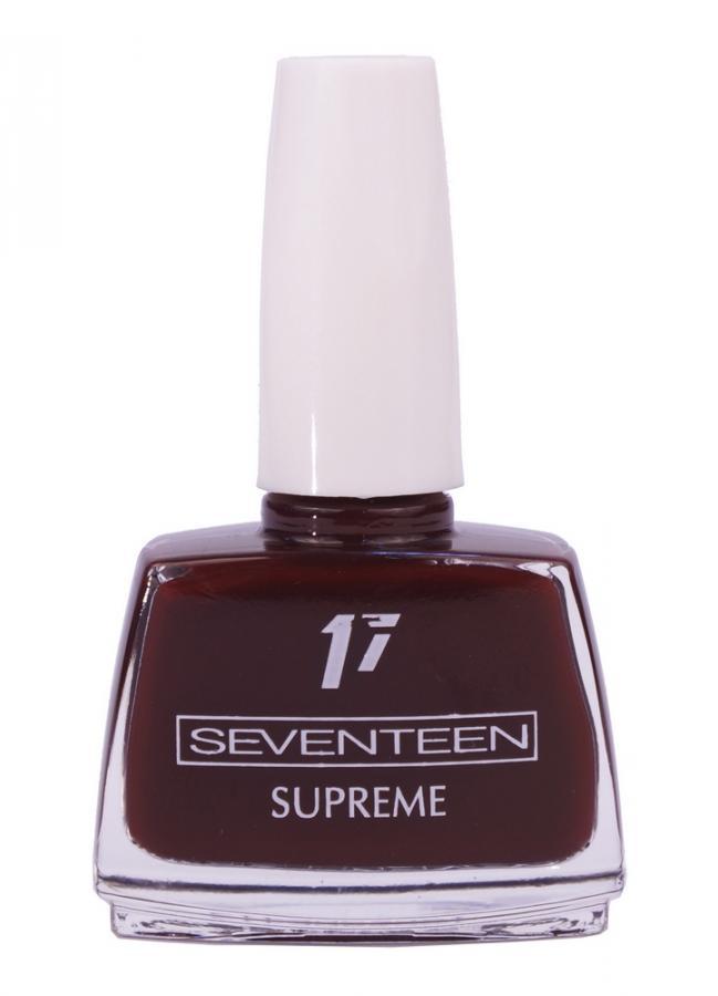 Лак для ногтей Supreme Nail Enamel тон 48Лак для ногтей<br>Устойчивый лак для ногтей с насыщенной текстурой.<br>Объем мл: 12; Цвет: Серо-сиреневый;