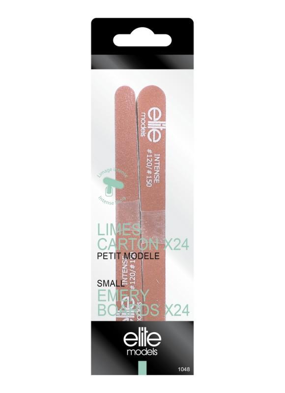 Набор пилочек (24 штуки)Инструменты для маникюра<br>Двусторонняя пилка - полировщик гарантирует прекрасный маникюр. Грубая сторона пилки создает совершенную форму ногтя, а мягкая используется для последних штрихов. Пилка имеет абразивность 120 / 150.Рекомендуется для толстых, сильных натуральных и искусственных ногтей.<br>