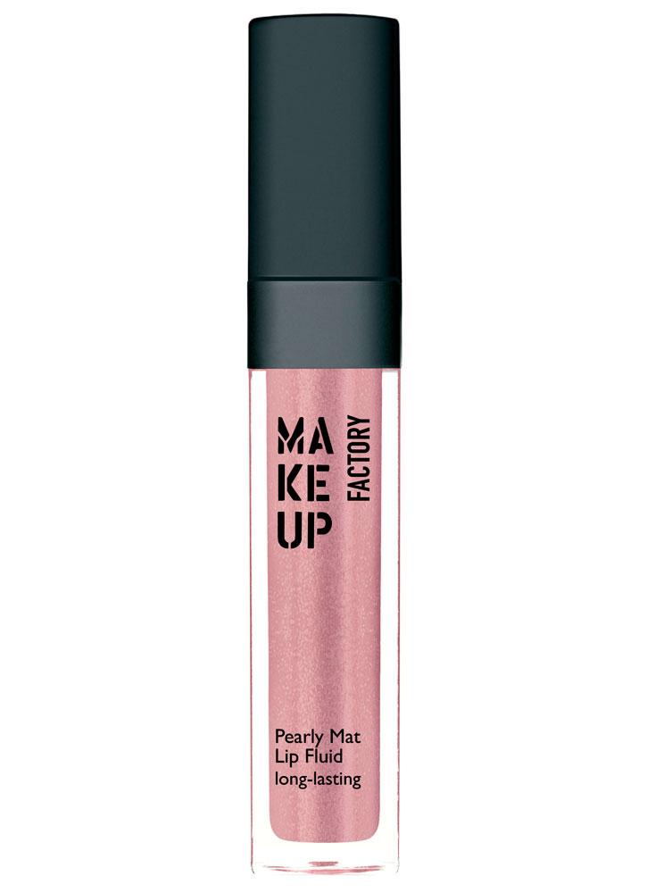Блеск-флюид перламутровый матовый устойчивый Pearly Mat Lip Fluid long-lasting тон 15 Коричневый крайолаБлеск для губ<br>-<br>Цвет: Коричневый крайола;