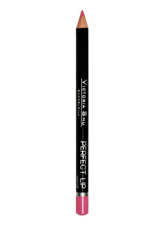 Карандаш для губ Perfect Lip тон 153 розовый шифонКарандаш для губ<br>Cоздай эффектный образ с помощью карандаша для губ PERFECT LIP! Карандаш наносится гладко, просто, без усилий, дарит насыщенный, ровный цвет. 20 роскошных оттенков!<br>Цвет: розовый шифон;