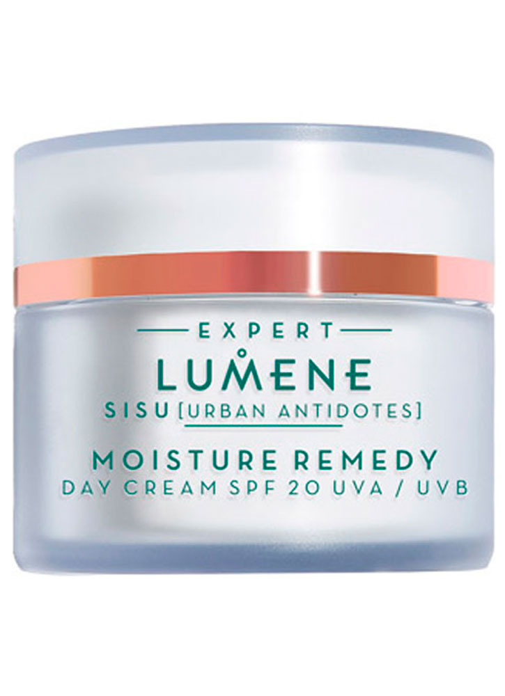 Крем-уход дневной увлажняющий LUMENE Moisture Remedy Day Cream SPF 20