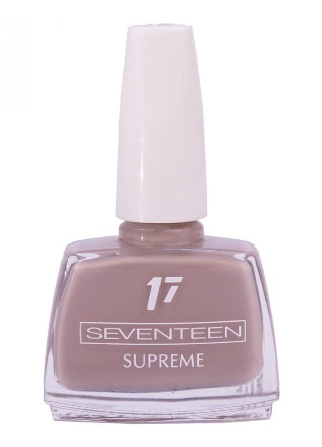 Лак для ногтей Supreme Nail Enamel тон 18 Натурально-бежевыйЛак для ногтей<br>Устойчивый лак для ногтей с насыщенной текстурой.<br>Цвет: Натурально-бежевый;