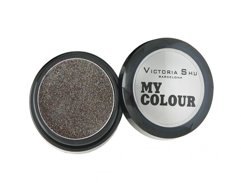 VICTORIA SHU Тени для век My Colour тон 517 мокко