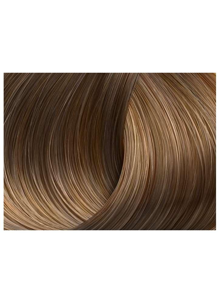 Стойкая крем-краска для волос 8.71 -Сетлый блонд пепельный кофе LORVENN Beauty Color Professional тон 8.71 Сетлый блонд пепельный кофе фото