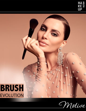 BRUSH EVOLUTION от Make Up Factory!