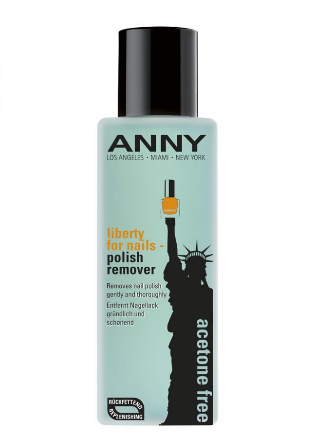 Жидкость для снятия лака ANNY