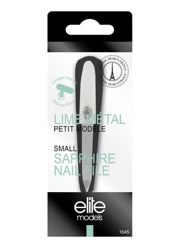 Купить Пилочка для ногтей металлическая ELITE, металлическая пилка 1045, Франция