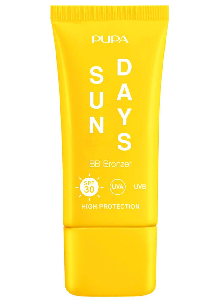 BB-Крем с эффектом естественного загара SPF 30 UVA UVB для светлой кожи PUPA