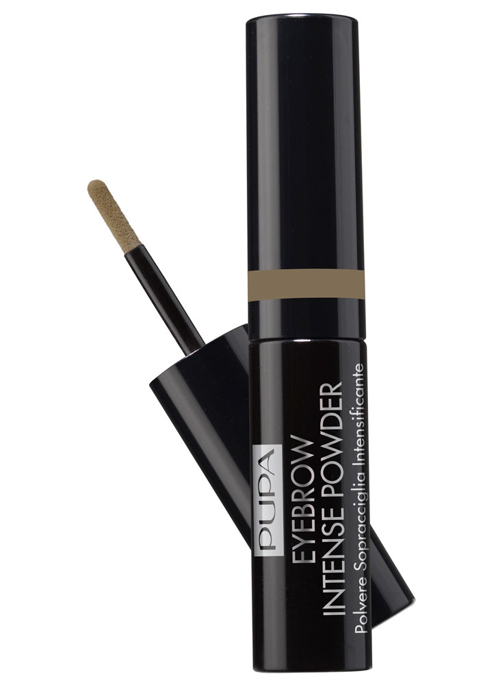 Пудра для бровей Eyebrow Intense Powder тон 001