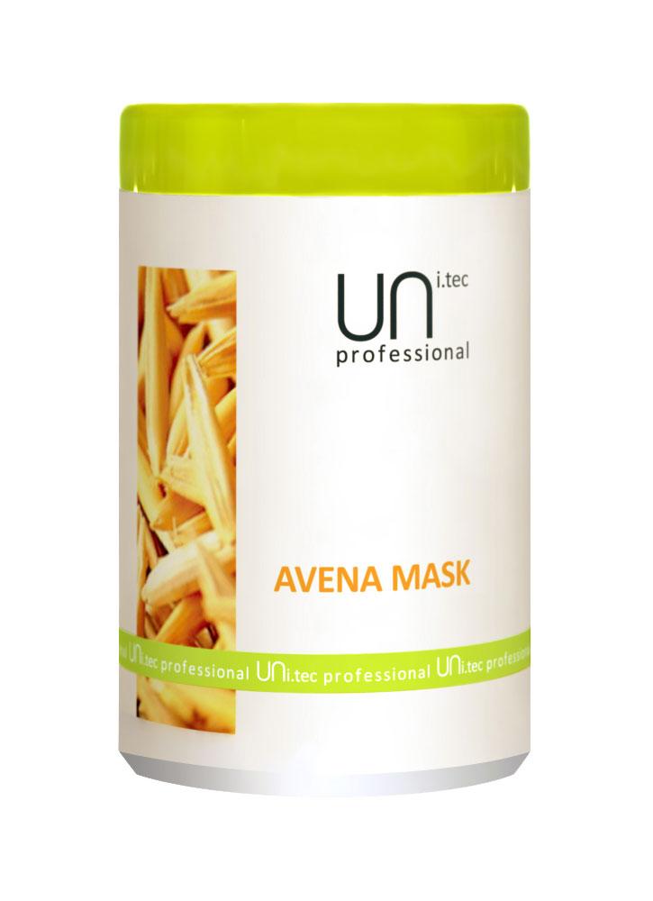 заказать UNi.tec Маска для волос питательная Avena Mask 1000 мл