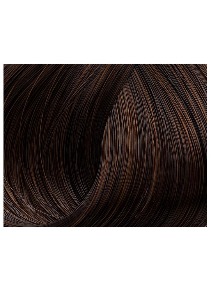 Краска для волос безаммиачная 5.37 - Светло-коричневый золотисто-коричневый LORVENN Color Pure ТОН 5.37 Светло-коричневый золотисто-коричневый фото