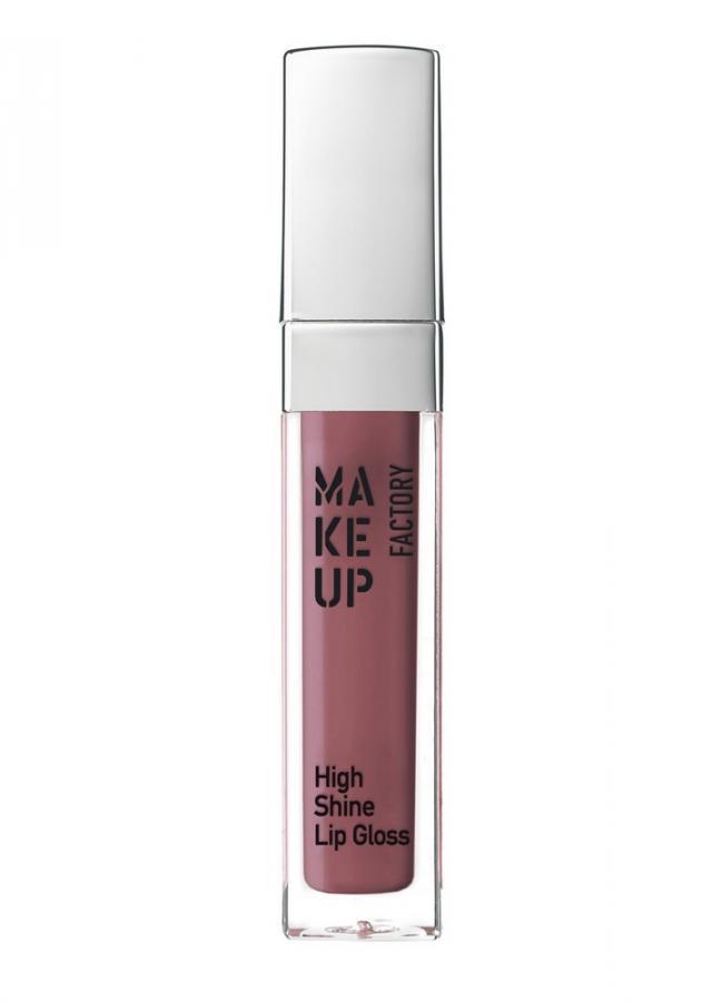 Купить Блеск для губ Древесный розовый MAKE UP FACTORY, High Shine, Германия