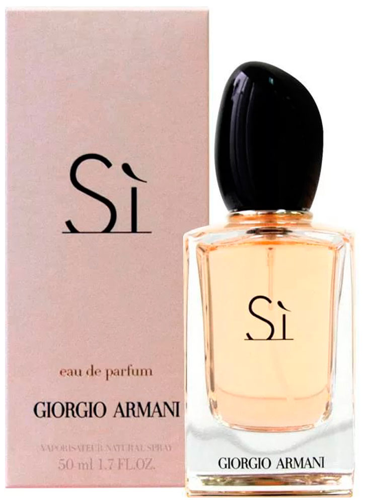 Парфюмерная вода Si жен.Духи и парфюмерная вода<br>-Приятная женская парфюмерная вода. Принадлежит к шипрово-фруктовой группе.<br>