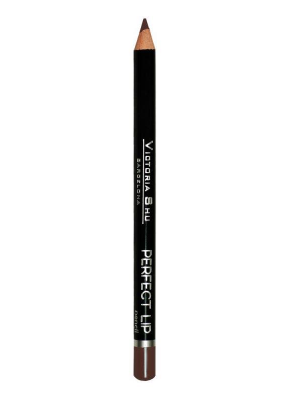 Карандаш для губ Perfect Lip тон 144Карандаш для губ<br>Cоздай эффектный образ с помощью карандаша для губ PERFECT LIP! Карандаш наносится гладко, просто, без усилий, дарит насыщенный, ровный цвет. 20 роскошных оттенков!<br>Вес : 0.00300; Цвет: шоколадное мокко;