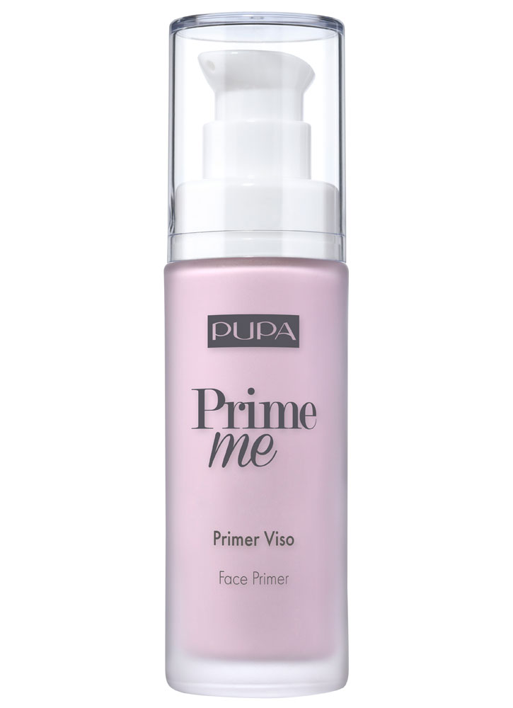 Купить Праймер для лица корректирующий для кожи с желтоватым оттенком PUPA, Prime Me Corrective Face Primer Sallow Skin, Италия