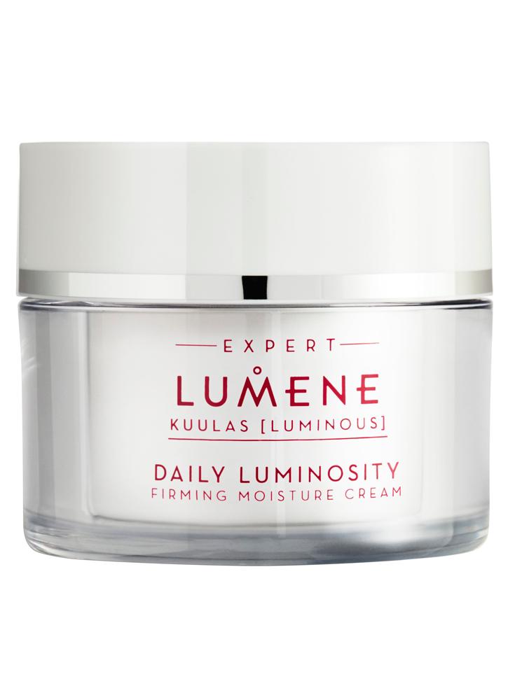 LUMENE Крем-уход дневной укрепляющий и увлажняющий Daily Luminosity Firming Mousture Cream