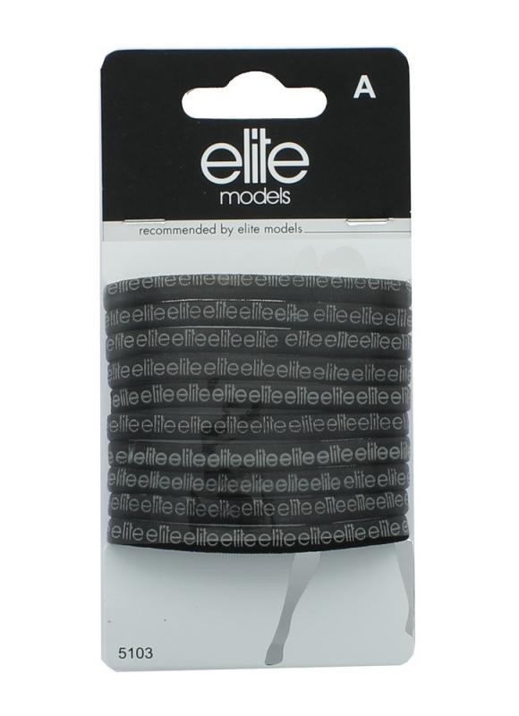 Набор больших резинок для волосРезинки для волос<br>Эти резинки идеальны для густых и длинных волос. Они не содержат металлические нити, благодаря чему волосы не повреждаются.<br>
