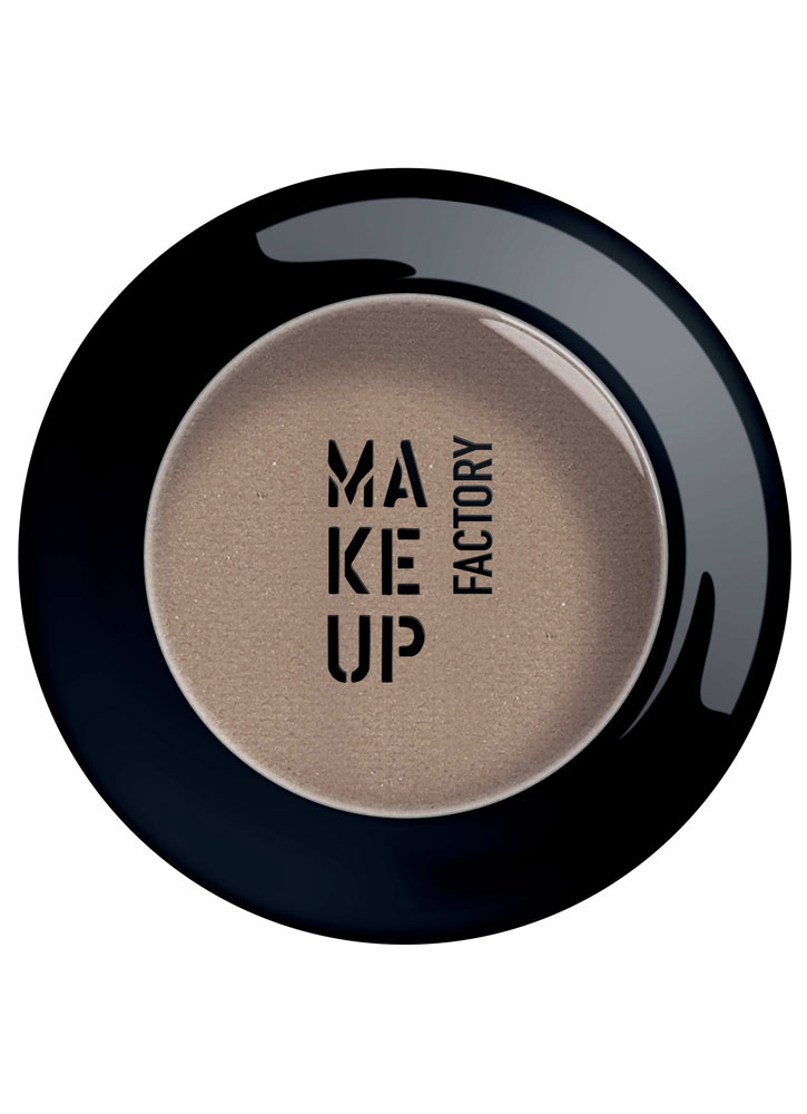 Тени-пудра для бровей Мягкая Сепия MAKE UP FACTORY Eye Brow Powder фото