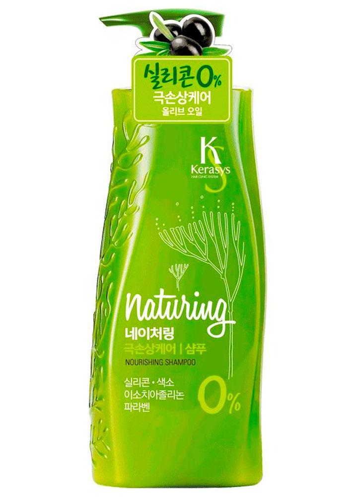 Шампунь для волос Питание KERASYS Kerasys Naturing Nourishing Shampoo фото
