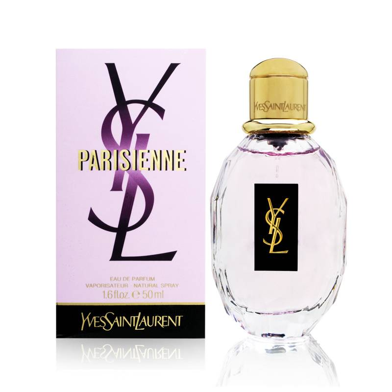 YVES SAINT LAURENT Парфюмерная вода Parisienne жен. 50 мл