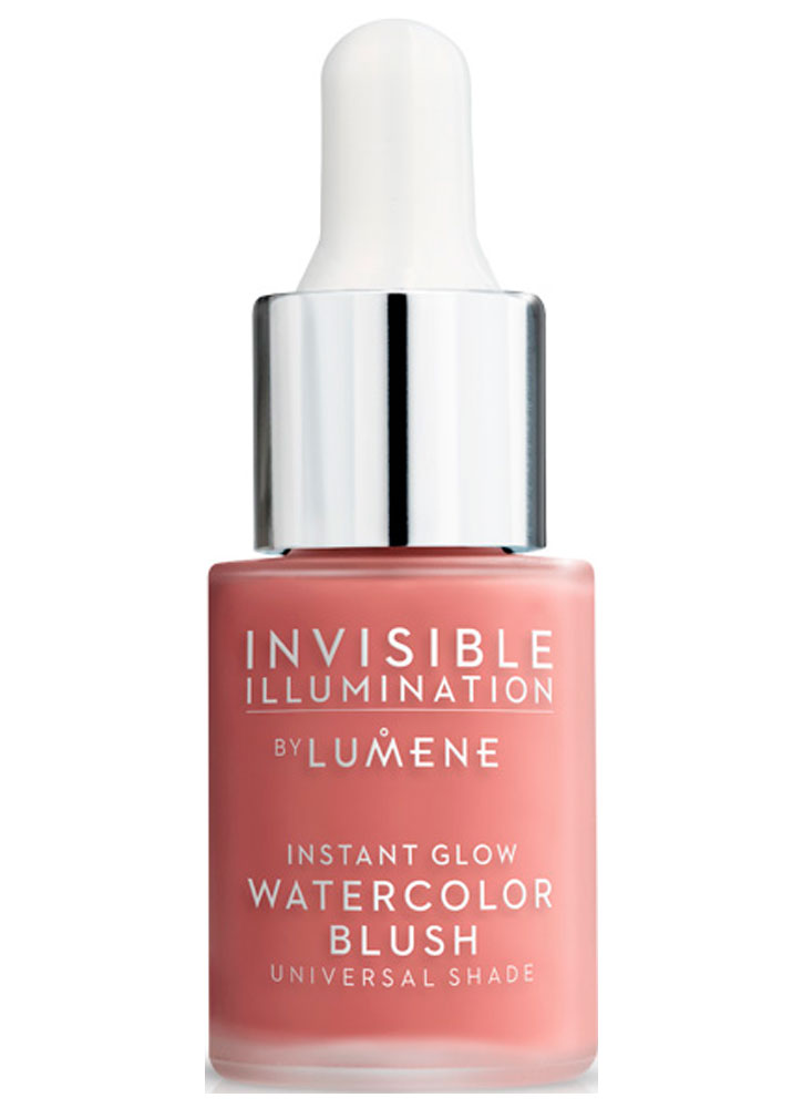 Румяна-флюид ухаживающие Instant Glow Watercolour Blush тон 890Румяна<br>-<br>Объем мл: 15; Цвет: Коралловый цветок;