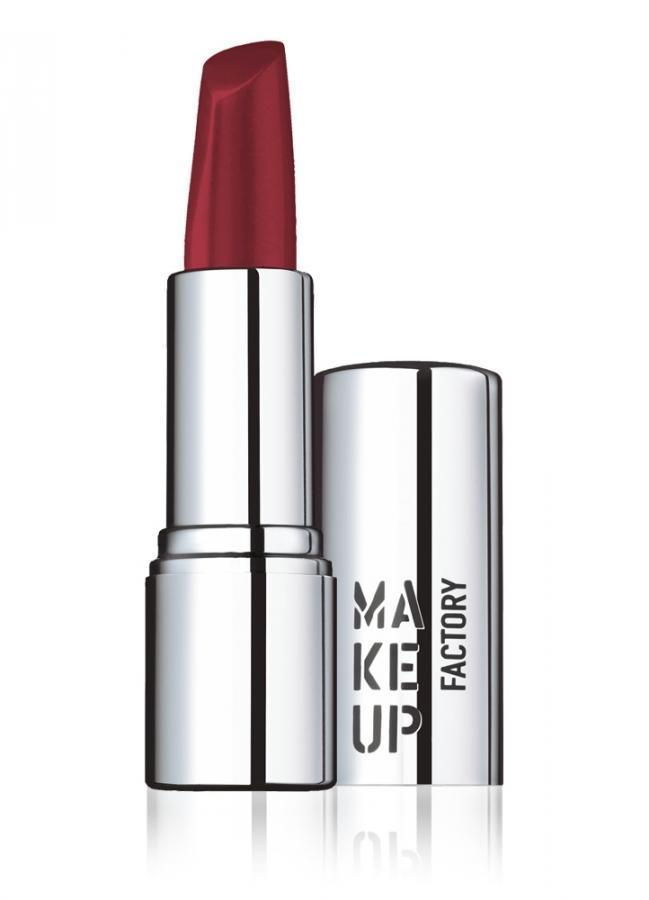 Помада для губ кремовая Lip Color тон 156 КрасныйПомада для губ<br>Помада для губ Lip Color кремовой текстуры удивительно мягкая и комфортная в использовании. Прекрасно распределяется по поверхности губ и смягчает их.<br>В зависимости от цвета, текстура помады варьируется от интенсивного -&amp;nbsp;&amp;nbsp;к прозрачному с шелковистым блеском. Удобный «кончик» помады идеален для аккуратного нанесения.<br>Цвет: Красный;
