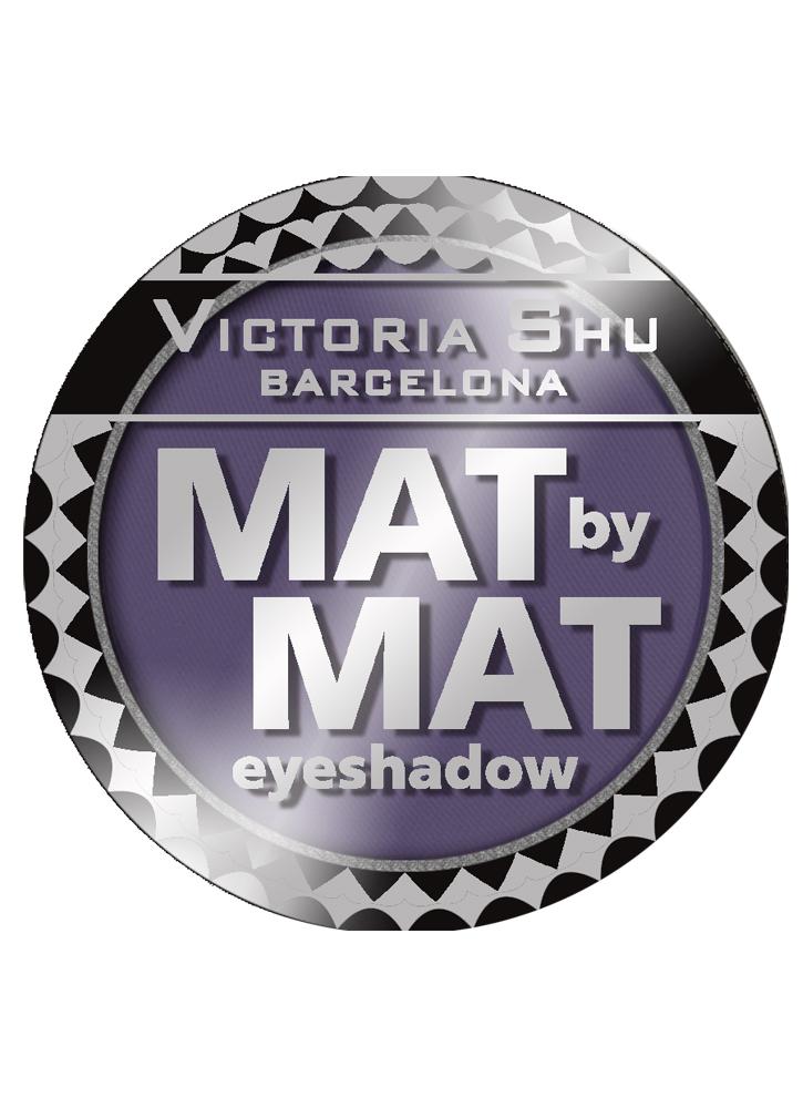 Тени для век Mat By Mat тон 446 Темно-сиреневыйТени для век<br>Сенсационная цветопередача, насыщенный и яркий цвет в одно касание, а также уникальная стойкость<br>Цвет: Темно-сиреневый;