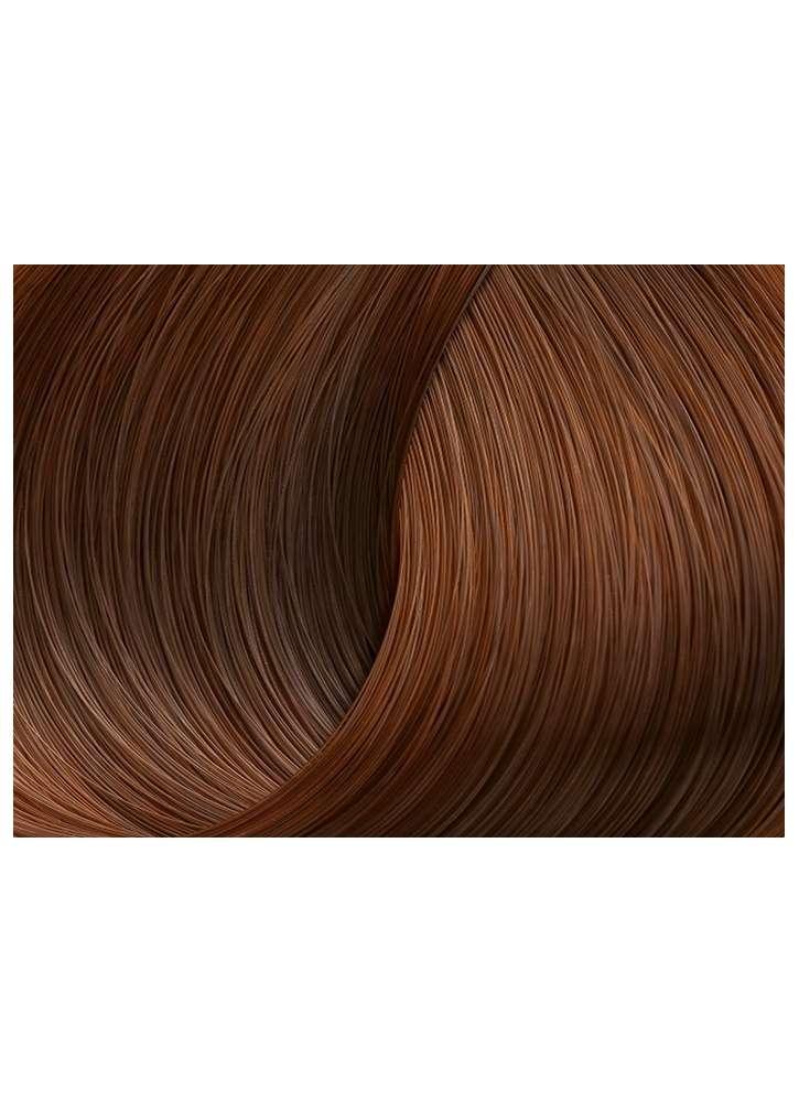 Стойкая крем-краска для волос 7.47 -Блонд медный коричневый LORVENN Beauty Color Professional тон 7.47 Блонд медный коричневый фото