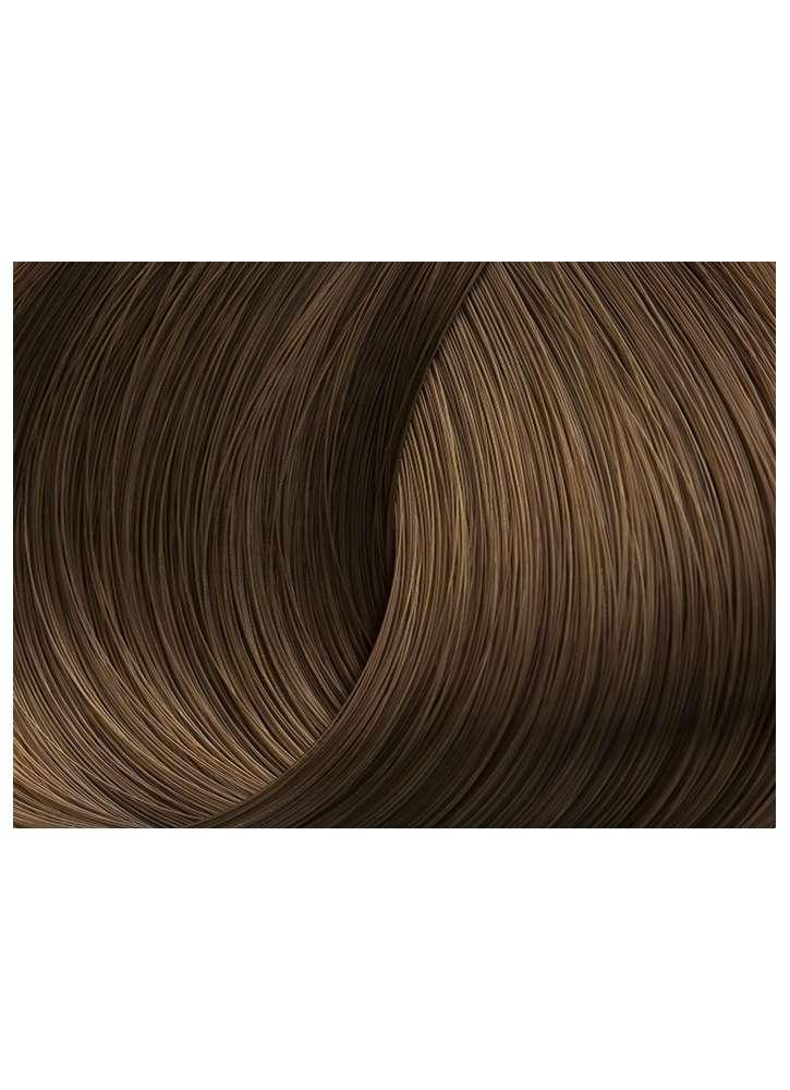 Стойкая крем-краска для волос 7.7 -Кофе с молоком LORVENN Beauty Color Professional тон 7.7 Кофе с молоком фото