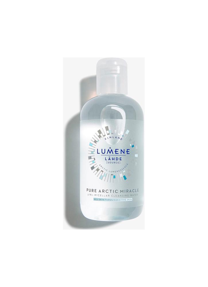 Мицеллярная вода 3 в 1 Micellar Cleansing Water 3in1 50mlМицеллярная вода<br>Мицеллярная вода бережно очистит кожу, оставляя ее чистой и увлажненной. Мицеллярная вода вернет коже чистоту и&amp;nbsp;&amp;nbsp;естественное сияние.<br>