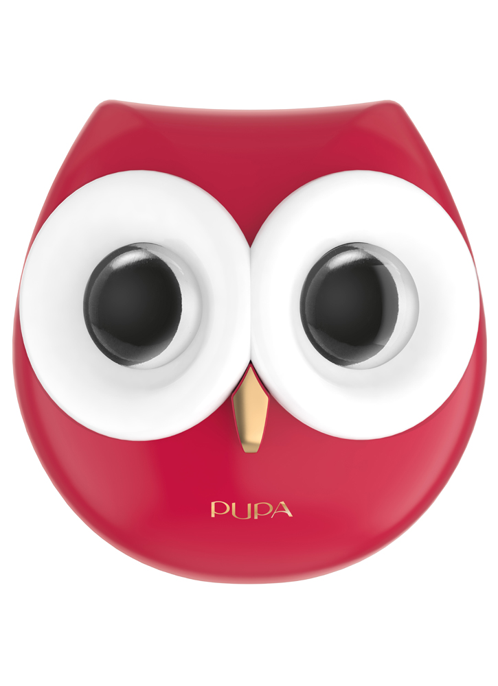 Шкатулка для макияжа PUPA OWL 2 тон 003Наборы<br>-Подарочная шкатулка для макияжа в виде очаровательной совы понравится любой девушке! В набор входят два типа продуктов - для глаз и для губ.<br>Цвет: Теплые оттенки;