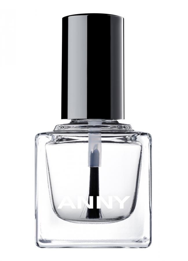 Средство для ногтей 6 в 1 ANNYУход за ногтями<br>Бестселлер от ANNY:Высокоэффективный профессиональный бесцветный лак, обладающий шестью качествами, необходимыми для высококачественного ухода за ногтями:• Ridgefiller – компенсирует неровности ногтевой пластины.• Strengthener – укрепляющее действие.• Base Coat – защищает ногти от проникновения красящих пигментов.• Top Coat – верхнее защитное покрытие.• High Gloss – придает ослепительный блеск и освежает цвет.• Quick Dry - быстро высыхает.<br>Объем мл: 15;