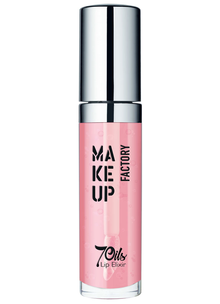 Масло для губ 7Oils Lip Elixir тон 15Масло для губ<br>-<br>Цвет: Сочный розовый;