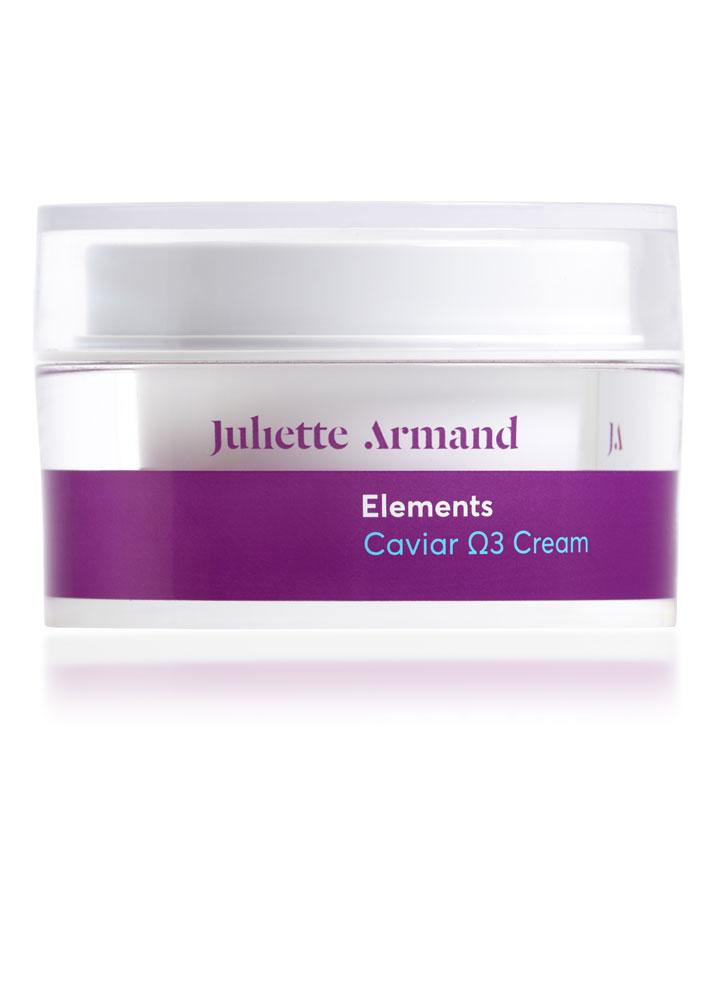 Купить Крем 24 часа против морщин на основе икры JULIETTE ARMAND, Caviar Ω3-Ω6 Cream, Греция