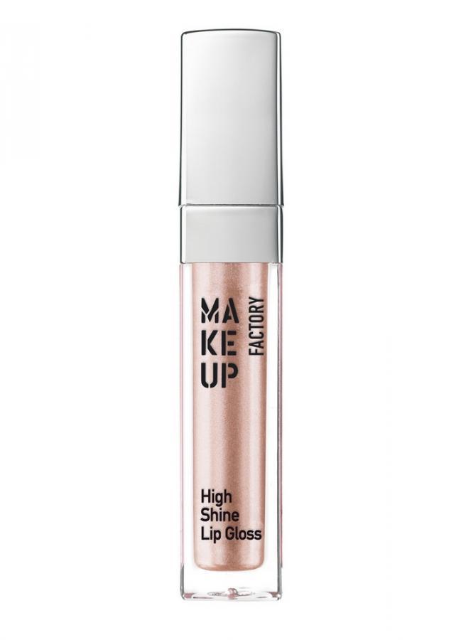 Блеск для губ High Shine Lip Gloss тон 35Блеск для губ<br>Блеск с эффектом&amp;nbsp;&amp;nbsp;влажных губ High Shine Lip Gloss мгновенно сделает Ваши губы более полными, объемными и чувственными. Тонкая текстура блеска прекрасно распределяется по поверхности губ, создавая гладкое глянцевое покрытие без эффекта липкости. Удобный аппликатор-кисть позволит быстро и просто нанести блеск на губы.<br>Цвет: Румяный абрикос с перламутром;