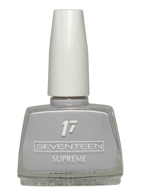 Лак для ногтей Supreme Nail Enamel тон 192Лак для ногтей<br>Устойчивый лак для ногтей с насыщенной текстурой.<br>Объем мл: 12; Цвет: Пастельно-серый;