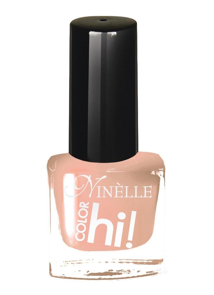 Лак для ногтей HI!Color тон 53 Светло-бежевыйЛак для ногтей<br>Лак для ногтей HI COLOR от Ninelle – это абсолютный цвет, ультра-сияние и стойкость. В новой коллекции 15 ультрасовременных оттенков для идеального маникюра с эффектами, от которых невозможно отказаться!<br>Цвет: Светло-бежевый;