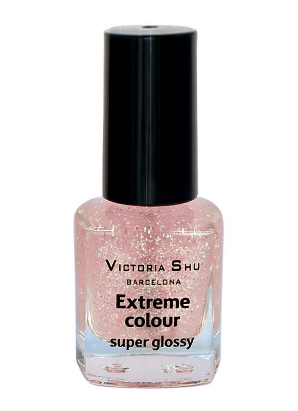 Лак для ногтей Extreme Colour Золотая Victoria Shu тон 205 искристый лиловыйЛак для ногтей<br>EXTREME COLOUR от VICTORIA SHU – это яркие, смелые, соблазнительные оттенки. Любые цвета – на любой вкус, от нежных пастельных, интенсивных супермодных оранжевых, лиловых и оттенков фуксии до сенсационных красного и черного.<br>Цвет: искристый лиловый;