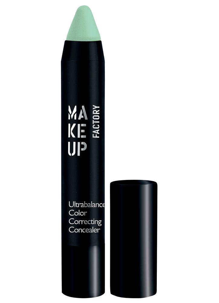 Карандаш маскирующий Ultrabalance Color Correcting Concealer тон 10Корректор<br>-Маскирующий карандаш имеет кремовую текстуру, которая легко и равномерно наносится на кожу. Карандаш поможет выравнить цвет лица, скрыть небольшие недостатки. Мелкодисперсная пудра в составе матирует и покрывает поры и морщинки. Удобная упаковка с поворотным механизмом позволяет наносить макияж точечно.&amp;nbsp;&amp;nbsp; <br>Цвет: Зеленый;