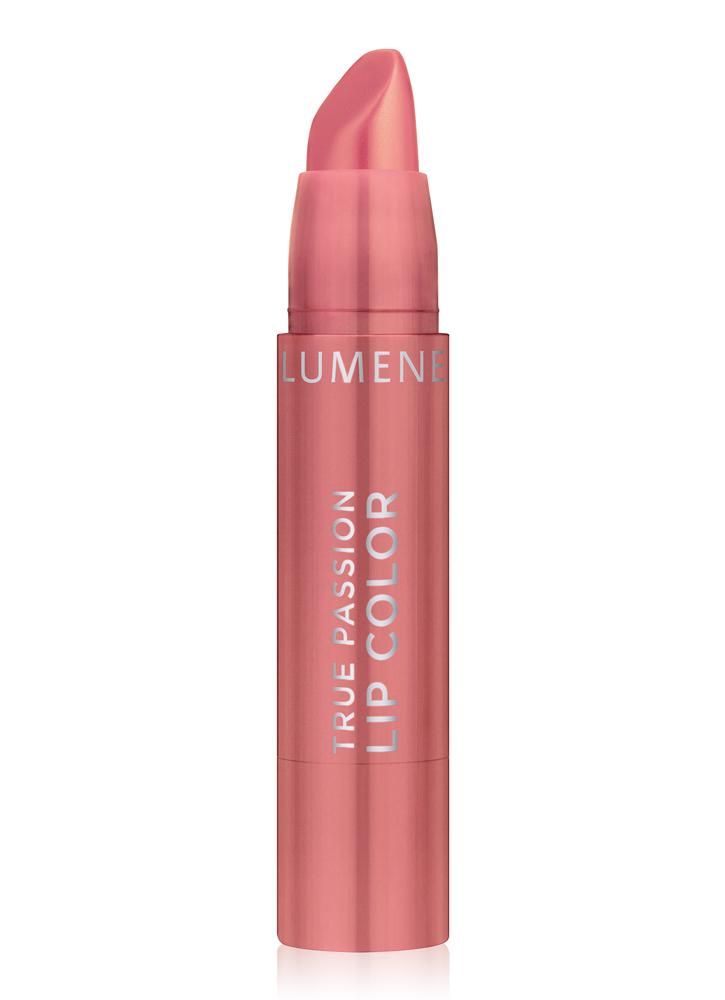 Устойчивая помада-стик Lumene / №1 Ванильный латтеПомада для губ<br>Стойкий цвет, сияющий блеск, ощущение комфорта.<br>Цвет: Ванильный латте;