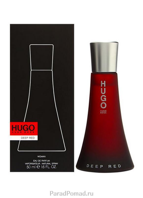 Парфюмерная вода Deep Red жен. 50 мл
