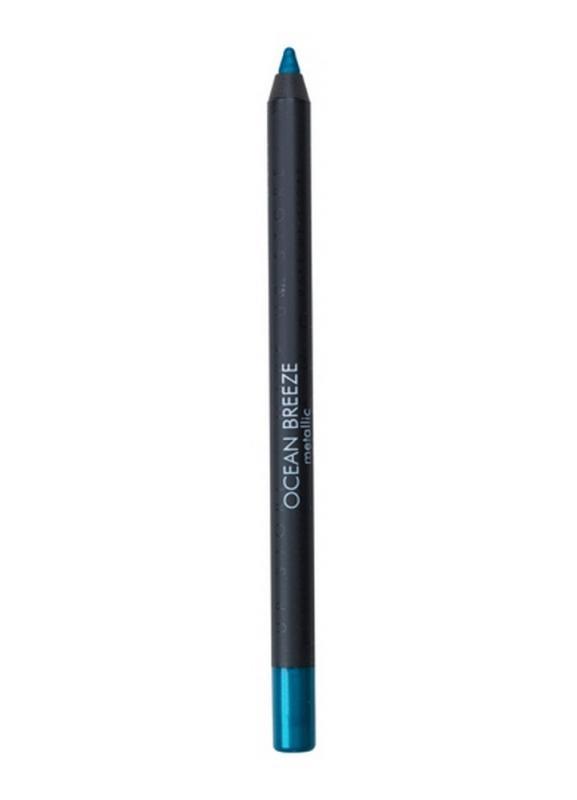 Карандаш для глаз Eyepencil тон 617 Ocean BreezeКарандаш для глаз<br>Устойчивый карандаш для глаз. Удобный формат применения &amp;#40;затачивается&amp;#41;. Широкая гамма оттенков удовлетворяет любым нуждам клиента, дает бесконечную возможность творчества для новичков и профессионалов.<br>Цвет: Ocean Breeze;