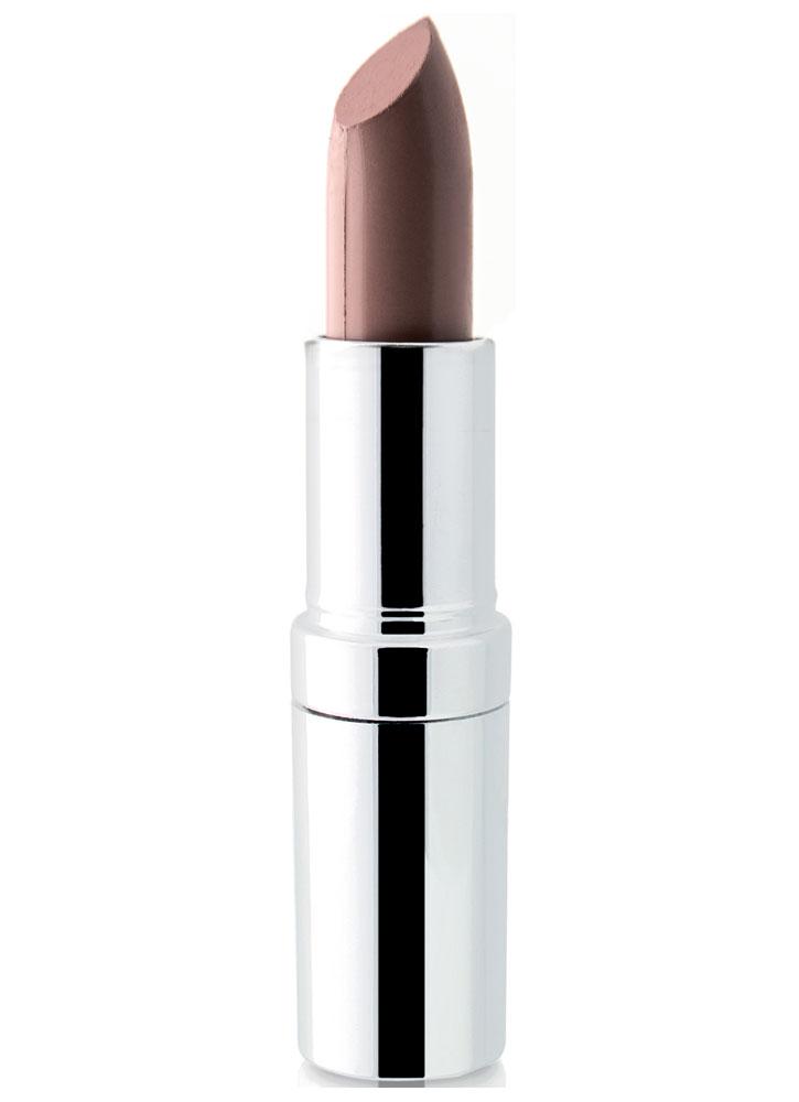 Помада для губ матовая Matte Lasting Lipstick тон 52Помада для губ<br>Устойчивая помада с матовым эффектом и с защитным фактором SPF15. Защищает губы и придает насыщенный цвет.<br>Вес гр: 5; Цвет: Античная латунь;