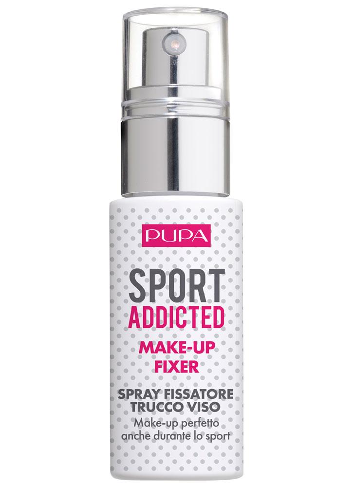 Спрей для фиксации макияжа Sport Addicted Make Up FixerСпециальные средства для лица<br>-<br>Объем мл: 30;