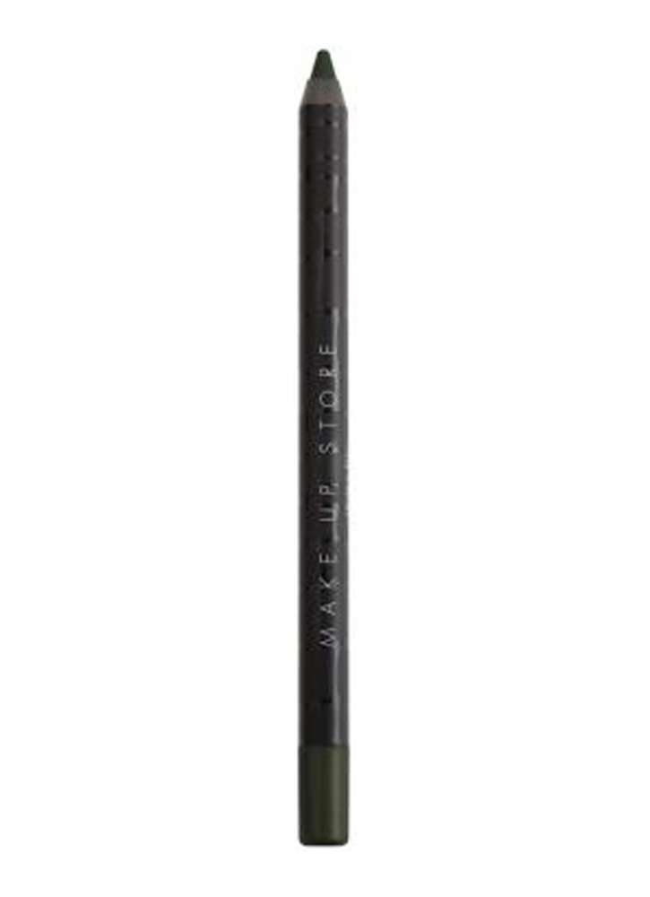 Карандаш для глаз Make Up Store Eyepencil тон 662 Black emeraldКарандаш для глаз<br>Устойчивый карандаш для глаз. Удобный формат применения &amp;#40;затачивается&amp;#41;. Широкая гамма оттенков удовлетворяет любым нуждам клиента, дает бесконечную возможность творчества для новичков и профессионалов.<br>Цвет: Black Emerald;