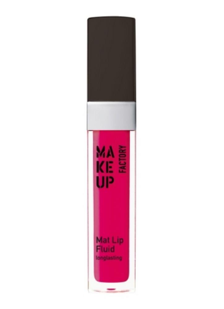Помада-блеск для губ матовая стойкая Mat Lip Fluid longlasting тон 45 ультра розовыйПомада для губ<br>Устойчивый блеск-флюид Mat Lip Fluid longlasting с абсолютно матовой текстурой бережно покрывает губы и обеспечивает невероятно стойкий результат. Благодаря высокому содержанию натуральных пигментов помада создает насыщенный цвет на губах с матовым финишем. Комфортная кремовая текстура гарантирует тонкое, но плотное покрытие с быстрой фиксацией на губах.<br>Удобный аппликатор способен повторять форму губ, что обеспечивает быстрое и точное нанесение продукта.<br>Цвет: Ультра розовый;